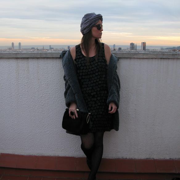 15colgadadeunapercha_newyearseve_nochevieja_findeaño_black_turban_plumeti_fur_velvet_sequin_paillettes_ck1