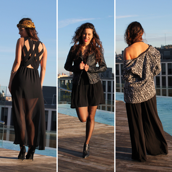 15colgadasdeunapercha_christmas_navidad_black_turban_backless_back_little_black_dress_jumpsuite_ba1