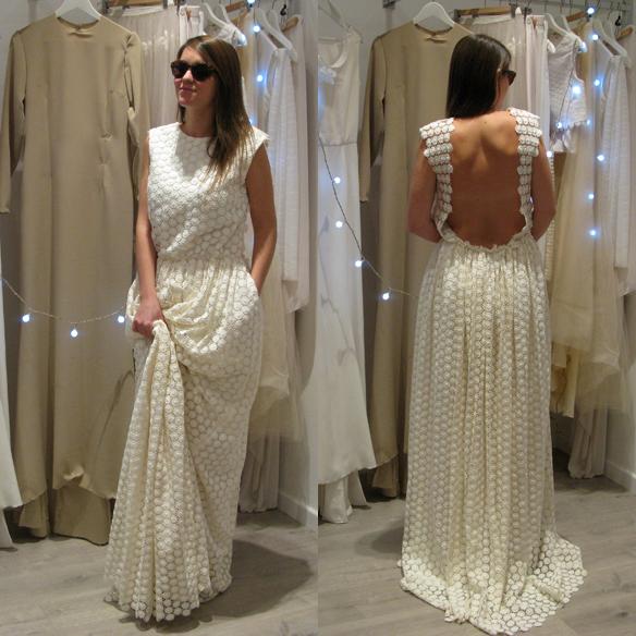 Vestidos de novia sabadell