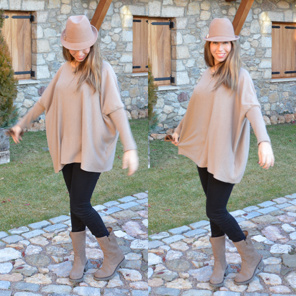 15colgadasdeunapercha_fw1314_camel_negro_black_hat_capa_cape_cp8
