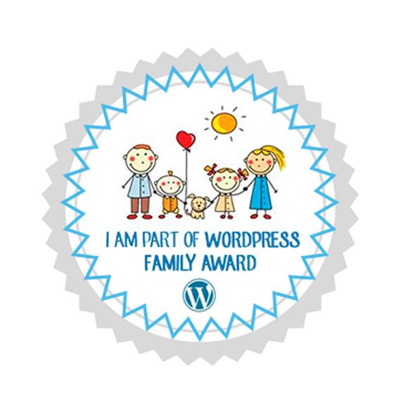 15colgadasdeunpercha_I_am_part_of_wordpress_family_award_logo_by_mamaniaca