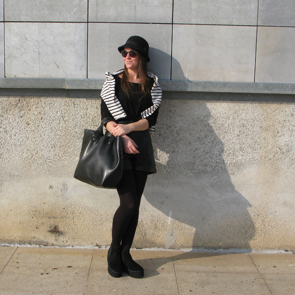15colgadasdeunapercha_fw1314_leather_cuero_stipes_rayas_black_and_white_ck1