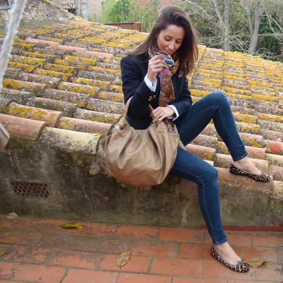 15colgadasdeunapercha_blazer_skinny_jeans_pitillos_bailarinas_ballerinas_animal_print_5