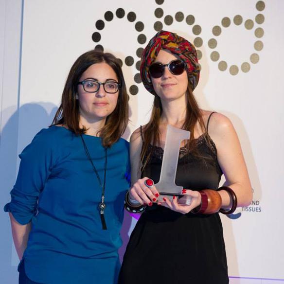 15colgadasdeunapercha_carla_kissler_woguers_premios_awards_wloggers_divinity_one_nouvelles_2014_6