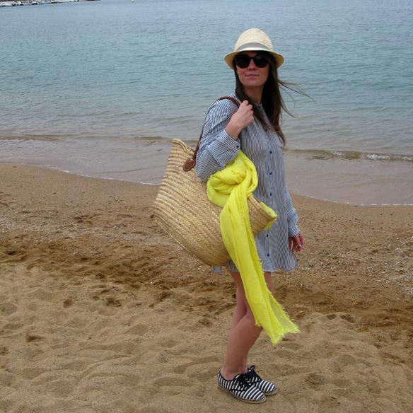 15colgadasdeunapercha_must_have_SS_14_PV_14_vestido_camisero_rayas_amarillo_yellow_shirt_dress_stripes_carla_kissler_6