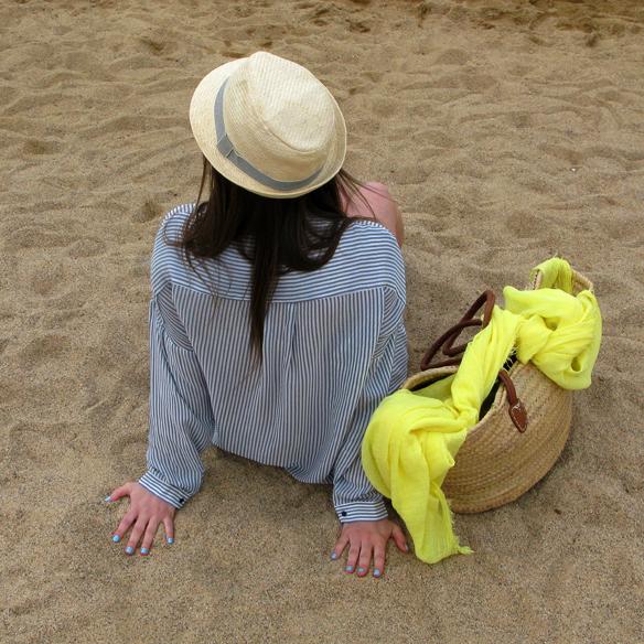15colgadasdeunapercha_must_have_SS_14_PV_14_vestido_camisero_rayas_amarillo_yellow_shirt_dress_stripes_carla_kissler_9