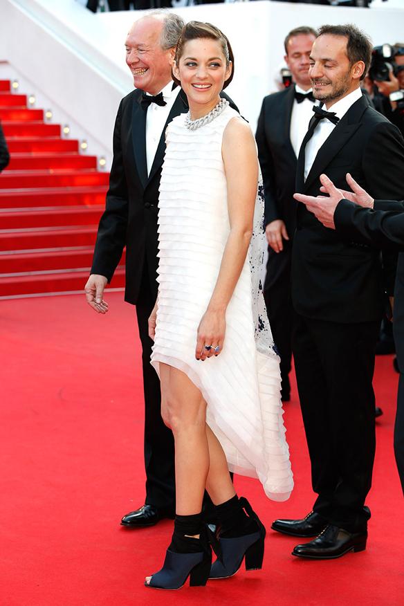 15colgadasdeunapercha_festival_cine_cannes_2014_celebrities_famosas_marion_cotillard_1
