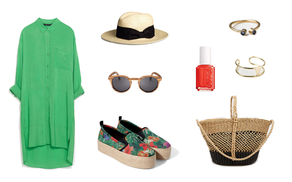 15colgadasdeunapercha_finde_looks_tropical_green_sunday
