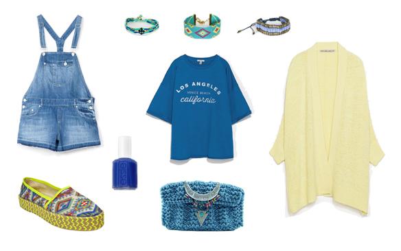 15colgadasdeunapercha_finde_looks_white_&_grey_saturday_vs_blue_dungarees_sunday_2