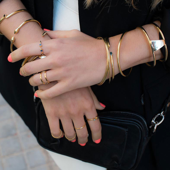15colgadasdeunapercha_closet_musts_jewels_joyas_joyeria_jewelry_maria_pascual_barcelona_bañado_en_oro_gold_plated_bangle_triangle_3_pack_ring_1