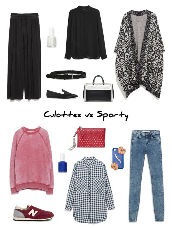 15colgadasdeunapercha_finde_looks_culottes_saturday_vs_sporty_sunday_portada