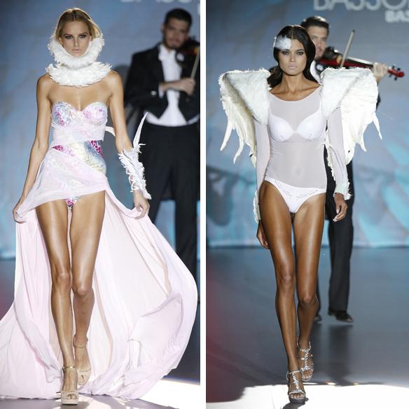 Mercedes Benz Fashion Week Madrid Colgadas De Una Percha