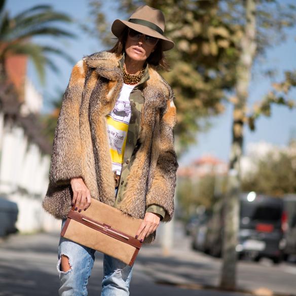 15colgadasdeunapercha_sita_nevado_masquerade_abrigo_pelo_fur_coat_sombrero_hat_boyfriend_jeans_lola_barcelona_ana_crank_1