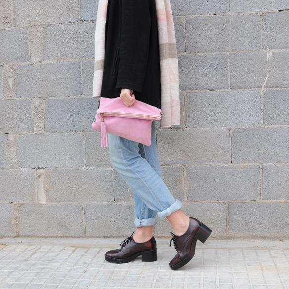 15colgadasdeunapercha_fall_autumn_otoño_colores-pastel_colors_pink_rosa_oxfords_burgundy_mom_jeans_blazer_anna_duarte_5