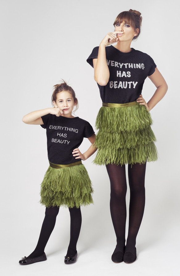 15colgadasdeunapercha_or_else_christmas_party_collection_everything_has_beauty_falda_plumeti_verde_oliva