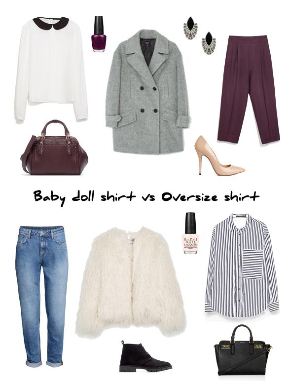 15colgadasdeunapercha_finde_looks_baby_doll_collar_shirt_saturday_sabado_camisa_cuello_vs_stripes_oversize_shirt_sunday_domingo_camisa_rayas_portada