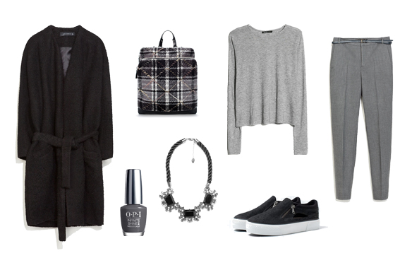 15colgadasdeunapercha_finde_looks_sporty_chic_grey_saturday_sabado_gris