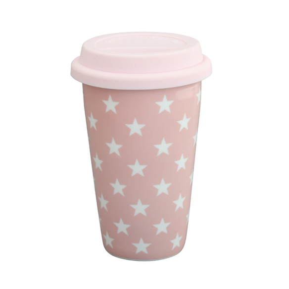15colgadasdeunapercha_queridos_reyes_magos_dear_three_kings_wise_men_chicplace_chic_moda_fashion_online_mug_to_go_taza_cafe_coffee_estrellas_rosas_pink_stars