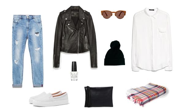 15colgadasdeunapercha_finde_looks_boyfriend_jeans_camisa_bambas_domingo_shirt_trainers_sunday