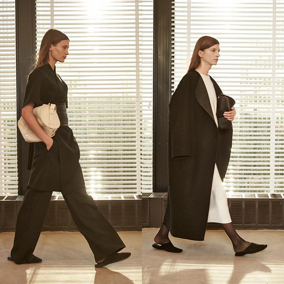 15colgadasdeunapercha_nyfw_new_york_fashion_week_fall_2015_moda_desfile_pasarela_the_row_mary_kate_ashley_olsen_4