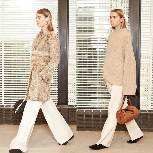 15colgadasdeunapercha_nyfw_new_york_fashion_week_fall_2015_moda_desfile_pasarela_the_row_mary_kate_ashley_olsen_7