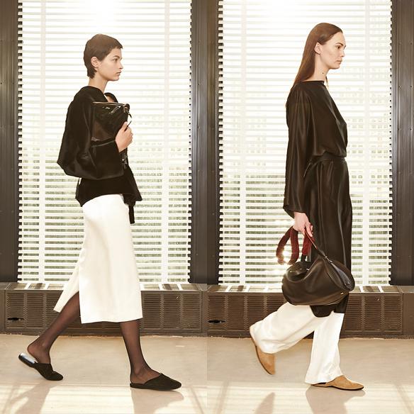 15colgadasdeunapercha_nyfw_new_york_fashion_week_fall_2015_moda_desfile_pasarela_the_row_mary_kate_ashley_olsen_9