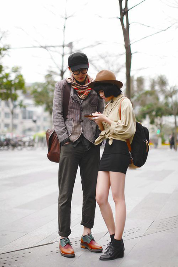 15colgadasdeunapercha_the_style_of_estilo_stylish_couples_parejas_estilosas_streetstyle_23