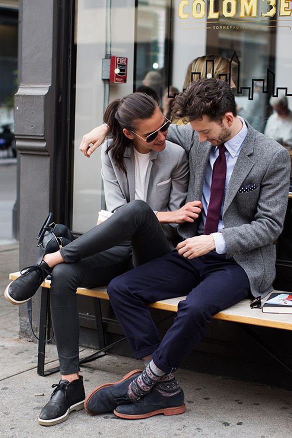 15colgadasdeunapercha_the_style_of_estilo_stylish_couples_parejas_estilosas_streetstyle_24