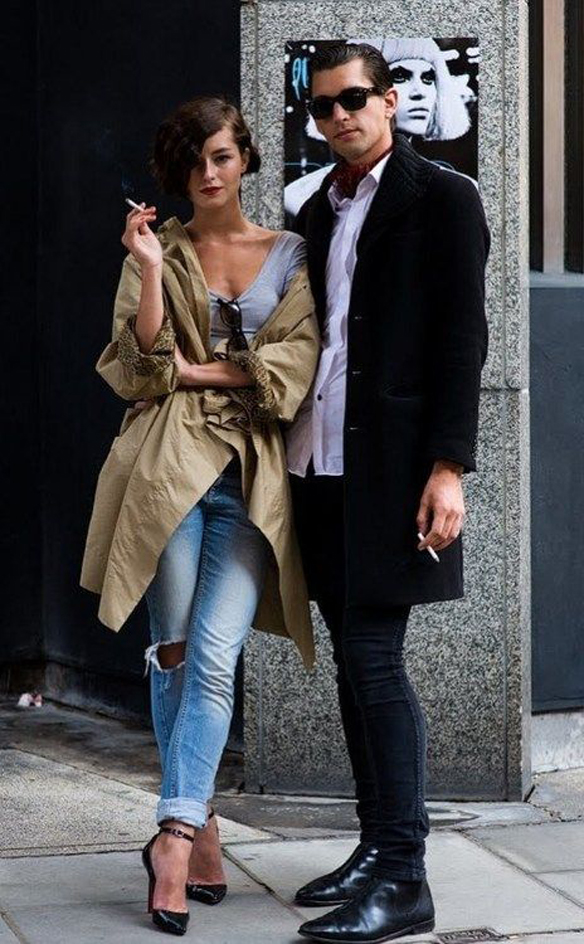 15colgadasdeunapercha_the_style_of_estilo_stylish_couples_parejas_estilosas_streetstyle_33