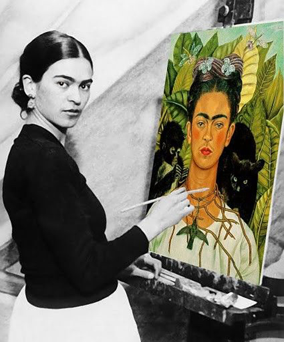 15colgadasdeunapercha_dia_internacional_de_la_mujer_women_international_day_8_de_marzo_march_frida_khalo_orgullosa_de_ser_mujer_proud_to_be_a_woman_pandora_i_love_me_5