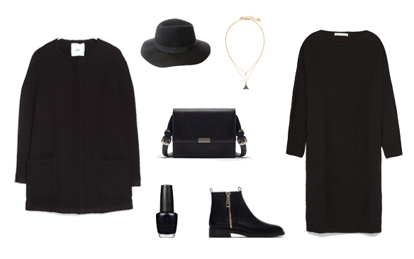 15colgadasdeunapercha_finde_looks_negro_sabado_total_black_look_saturday