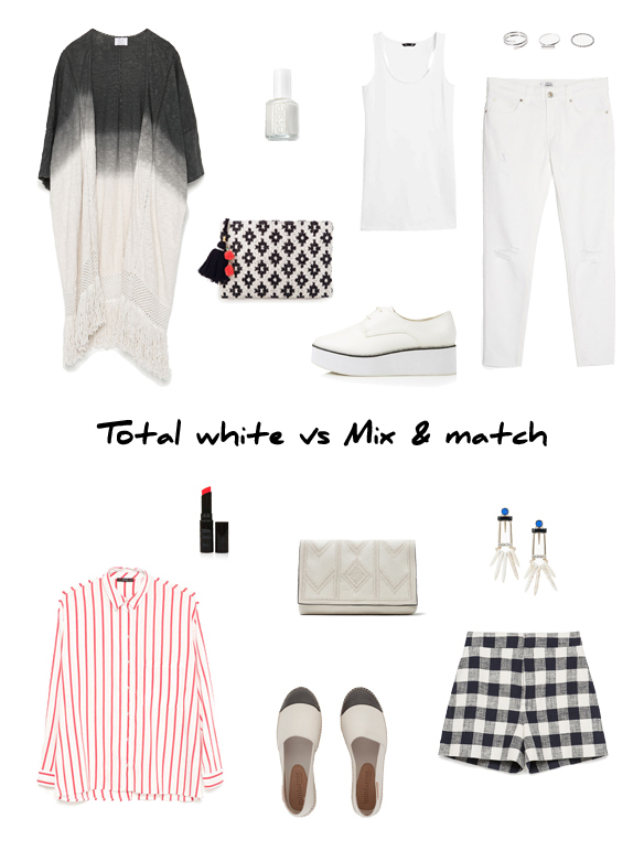 15colgadasdeunapercha_finde_looks_total_white_blanco_sabado_saturday_vs_mix_and_match_combina_y_mezcla_sunday_domingo_portada