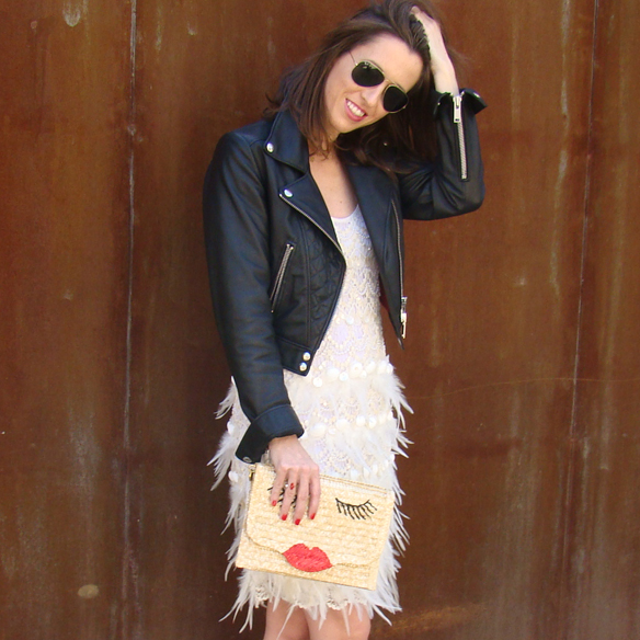 15colgadasdeunapercha_must-have_ss_15_vestido_verano_summer_dress_plumas_plumes_biker_pretty_bag_marta_r_4