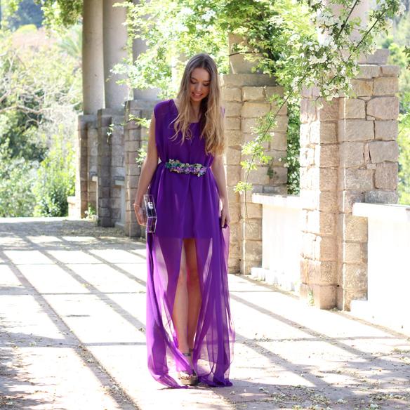 15colgadasdeunapercha_bodas_weddings_transparencias_marta_marti_atelier_lila_purple_cinturon_flores_floral_belt_clutch_transparente_julia_ros_10