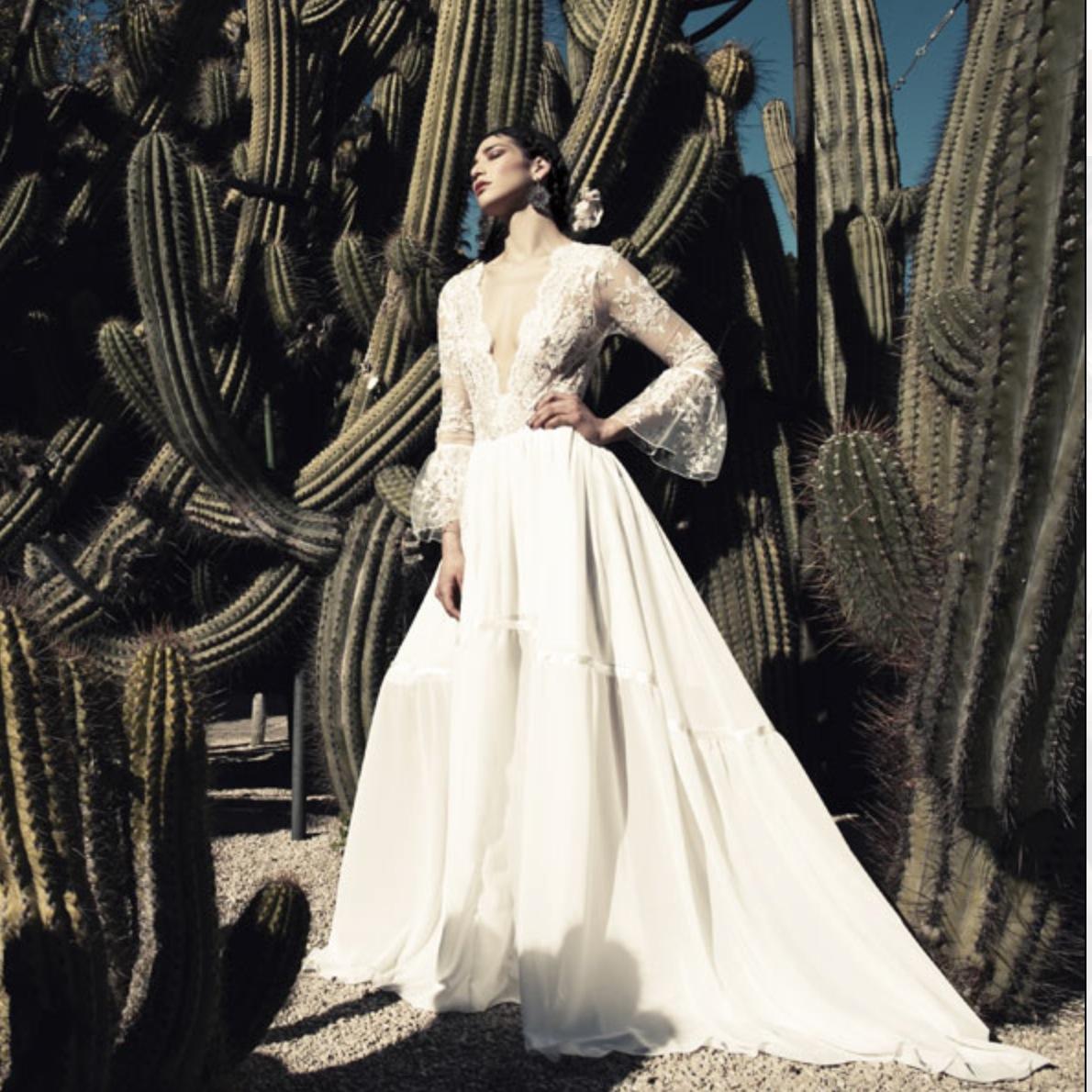 vestido de novia ze garcia