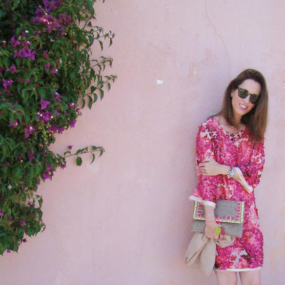 15colgadasdeunapercha-san-juan-verbena-luxury-caftan-lujo-rosa-pink-flores-floral-marta-r-1