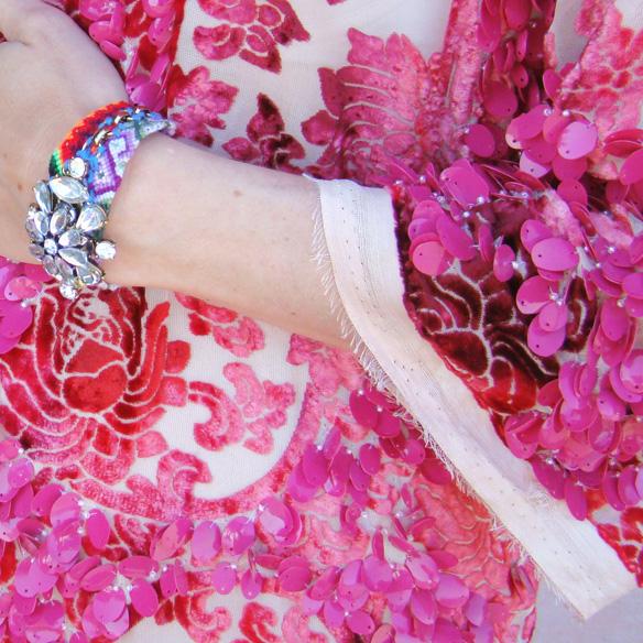 15colgadasdeunapercha-san-juan-verbena-luxury-caftan-lujo-rosa-pink-flores-floral-marta-r-5