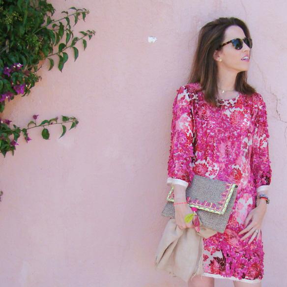 15colgadasdeunapercha-san-juan-verbena-luxury-caftan-lujo-rosa-pink-flores-floral-marta-r-7
