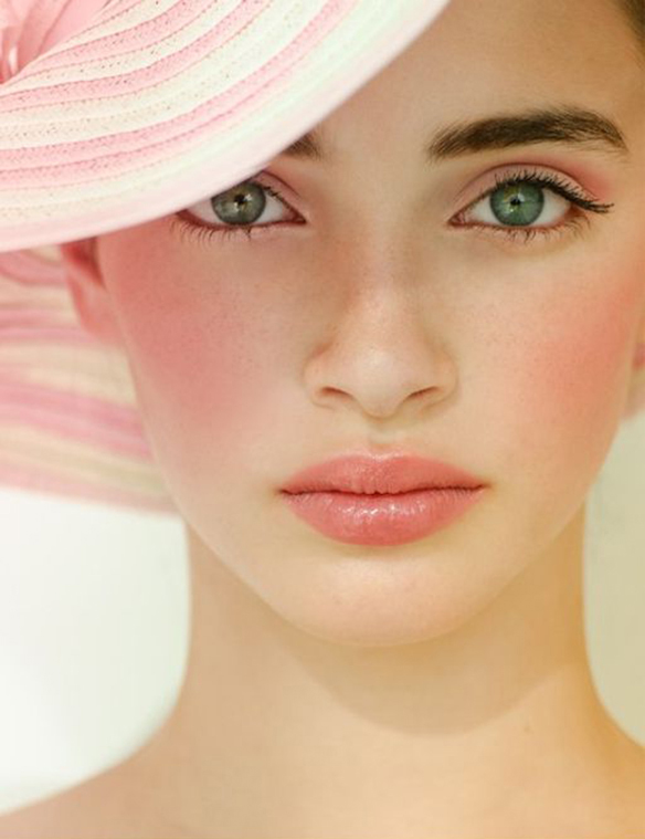 15colgadasdeunapercha-maquillaje-make-up-verano-summer-2015-mejillas-melocoton-rosa-pink-peach-cheecks-3