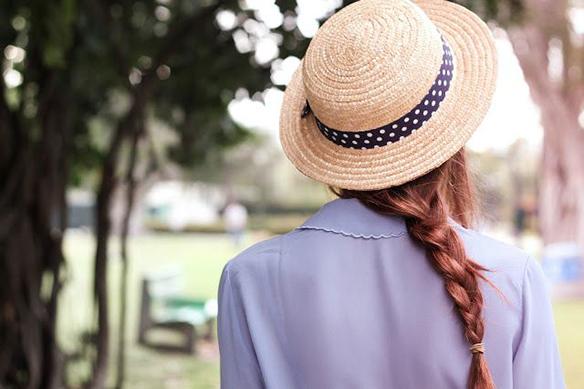 15colgadasdeunapercha-peinados-hairstyles-pelo-hair-verano-summer-2015-canotier-straw-hat-pamela-3