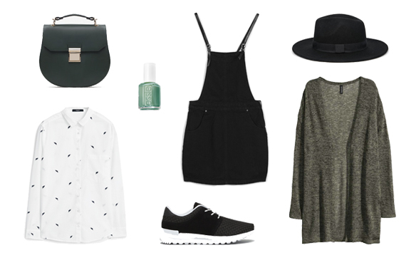 15-colgadas-de-una-percha-finde-looks-weekend-outfits-black-pinafore-pichi-negro-domingo-sunday