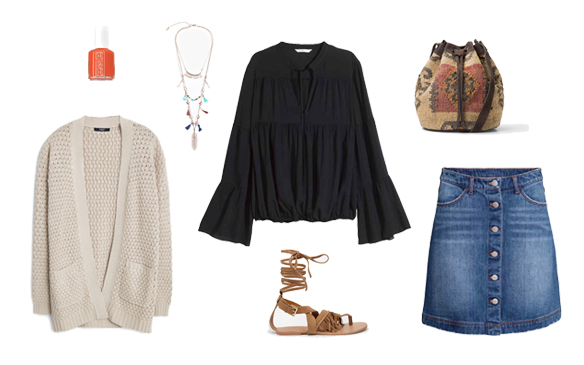 15-colgadas-de-una-percha-finde-looks-weekend-outfits-denim-buttoned-mini-skirt-mini-falda-abotonada-tejana-sabado-saturday