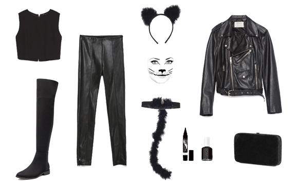 15-colgadas-de-una-percha-finde-looks-halloween-outfits-disfraz-costume-maquillaje-makeup-gato-gatuno-cat-catwoman