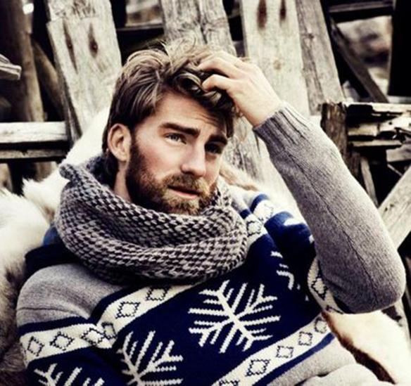 15-colgadas-de-una-percha-sunday-man-day-look-outfit-hombre-men-menswear-moda-masculina-winter-jumper-sweater-jersey-print-estampado-montaña-alpino-mountain