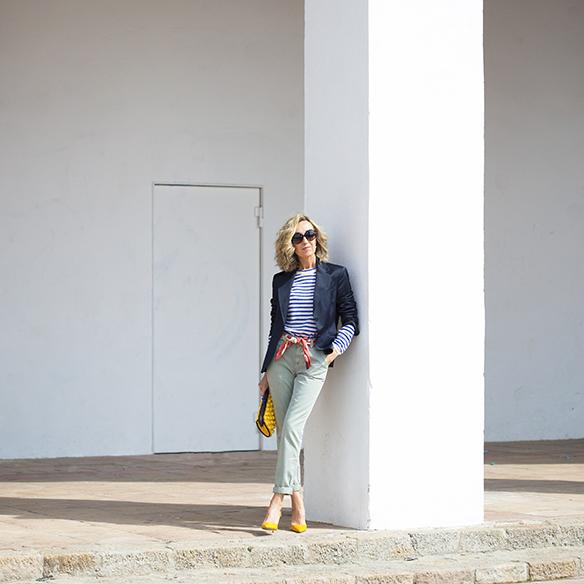 15-colgadas-de-una-percha-maica-jau-resort-2016-entretiempo-mid-season-pantalones-cargo-pants-rayas-stripes-yellow-amarillo-4