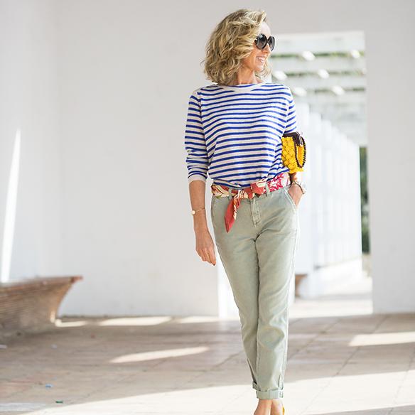 15-colgadas-de-una-percha-maica-jau-resort-2016-entretiempo-mid-season-pantalones-cargo-pants-rayas-stripes-yellow-amarillo-5
