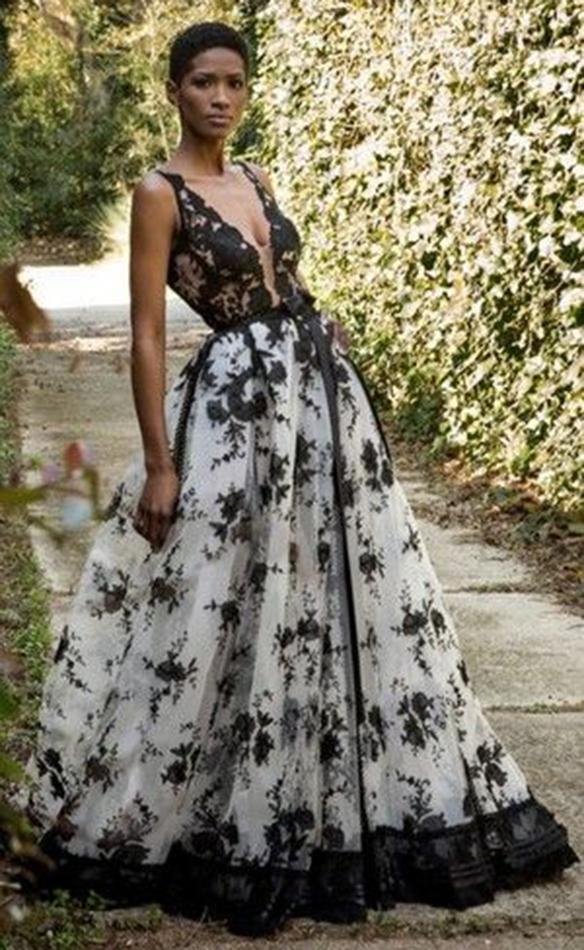 15-colgadas-de-una-percha-que-tipo-de-novia-eres-what-kind-of-bride-are-you-wedding-gown-dress-vestidos-de-novia-bodas-black-and-white-blanco-y-negro-4