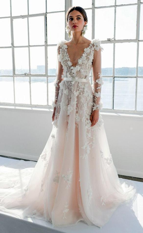 15-colgadas-de-una-percha-que-tipo-de-novia-eres-what-kind-of-bride-are-you-wedding-gown-dress-vestidos-de-novia-bodas-floral-print-estampado-de-flores-1