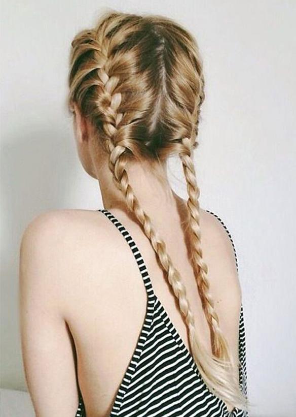 15-colgadas-de-una-percha-peinados-verano-summer-hairstyles-dos-trenzas-boxeador-boxing-two-braids-2