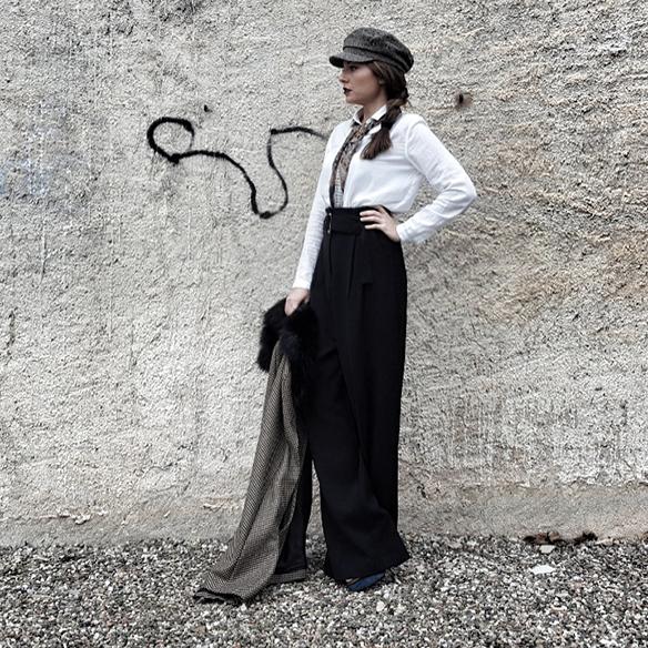 15-colgadas-de-una-percha-alicia-alvarez-garcon-garconne-capa-cape-vintage-palazzo-pants-boina-beret-tweed-1